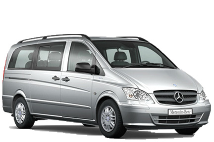 Mercedes Vito in Teriderka